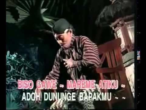 LANGGAM PUTRO NUSWANTORO Manthous Lagu Campur Sari Jateng Jatim