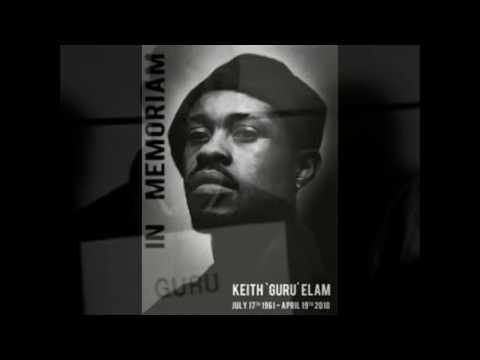 HipHop History - Guru - Gangstarr tribute mixtape part 2 (1998-2007)