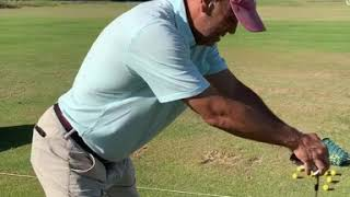 Complete Golf analysis by GOLFEFIT