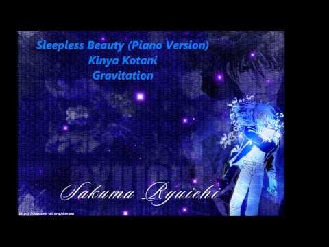 Sleepless Beauty (Piano Version) ~ Gravitation