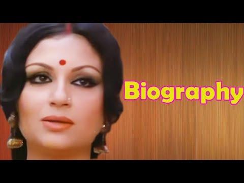 Sharmila Tagore - Biography