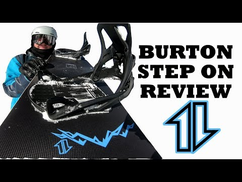 Burton Step On Bindings Review: My Thoughts