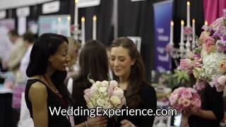 Here's what you'll experience at the Wedding Experience