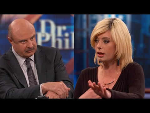 Guest To Dr. Phil: 'Yes, I Am A Sugar Baby. And No, I Don't See Anything Wrong With It'