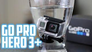 GoPro Hero3+ Review en español (black edition)
