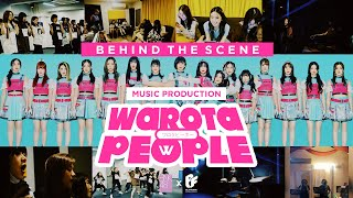 【Behind The Scene】Warota People / BNK48 | Music Production