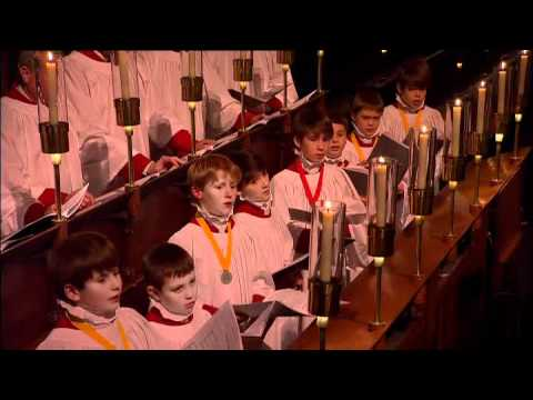 Winchester Cathedral Choir - Silent Night