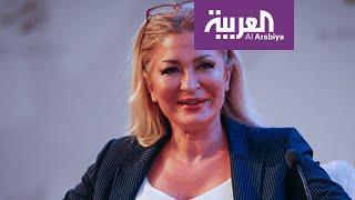 نجوى قاسم وتحية من صباح العربية