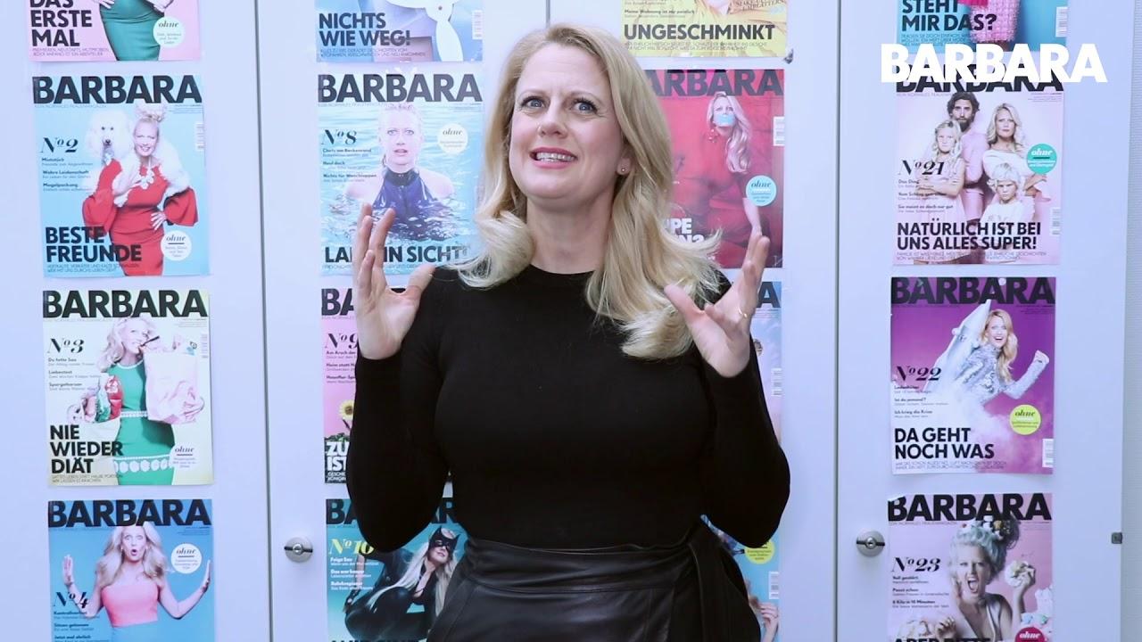 Barbara Schöneberger: Proben fürs Barbaradio - YouTube