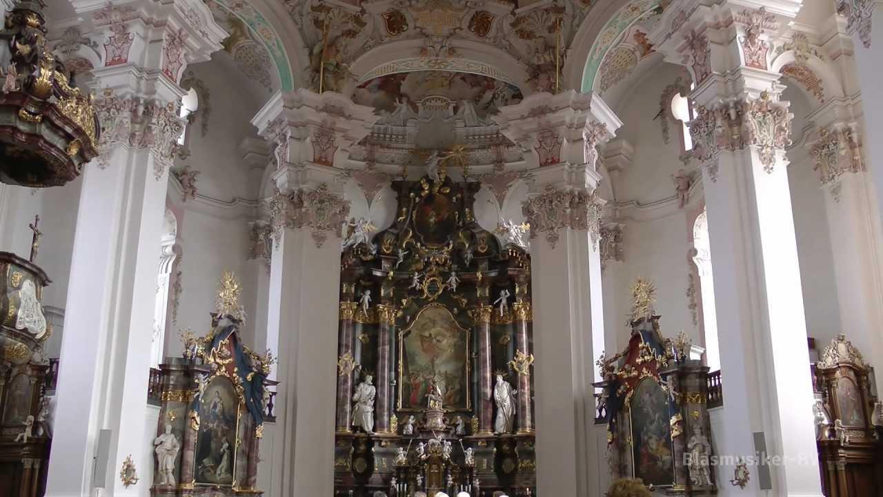 Schönste Dorfkirche Der Welt / Steinhausen