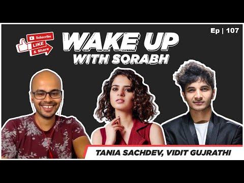 CHESS TAKE OVER! @Tania Sachdev @Vidit Gujrathi @ChessBase India@Samay Raina  | Wake Up With Sorabh