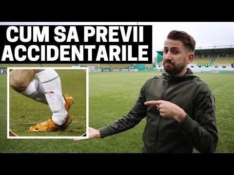 tutorial de accidentare la genunchi)