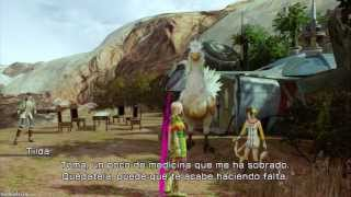 Lightning Returns FFXIII - 21 - Enseñando al Chocobo a Volar Walkthrough Español FULL HD
