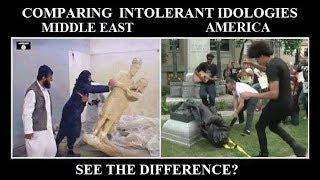 Evil Statue Destroyed