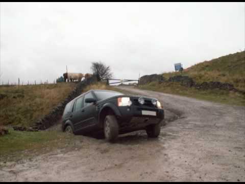 Black Betty Ram Jam Discovery 3 Land Rover