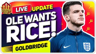 SOLSKJAER Wants RICE & RONALDO Transfer? Man Utd Transfer News