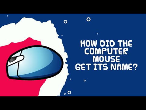 How Did The Computer Mouse Get Its Name? | Interesting Facts About Computer