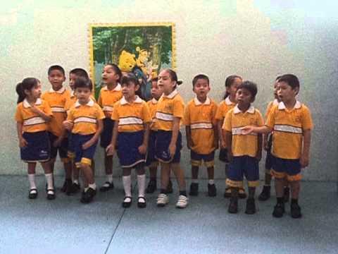 Ni os en la escuela a c homenaje a la bandera preescolar for Cct de la escuela