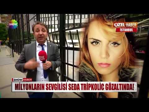 SEDA TRİPKOLİK GÖZALTINA ALINDI Milyonların Sevgilisi Gözaltında.