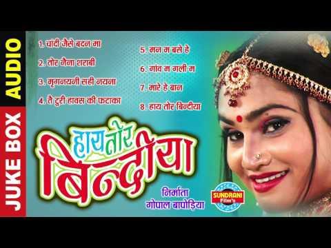 HAY TOR BINDIYA - Nitin Vijay - CG Song - Audio Jukebox - Lok Geet