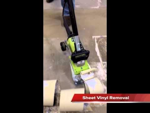 Duro Stripper With Razor Attachment YouTube - Sinclair floor scraper