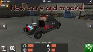 Demolition Derby 2 | Hot rods vs Mercedes 300 SLs on city streets! New UPDATE!!!