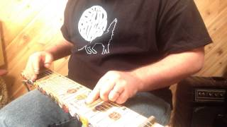 The 2x4 Lap Steel Guitar pt 2: Cool Mods!