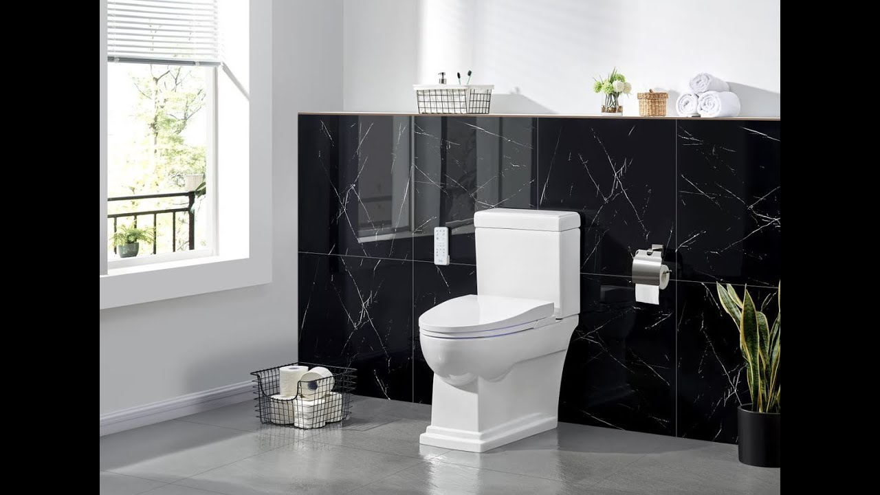 OVE Smart Toilet Installation