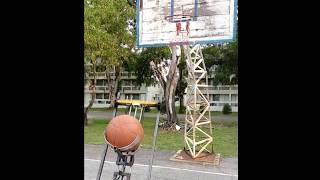 Basketball Shooting Robot