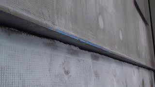 Температурно-усадочные швы, отливы в системе утепления мокрого фасада Ceresit(, 2017-01-06T17:18:18.000Z)