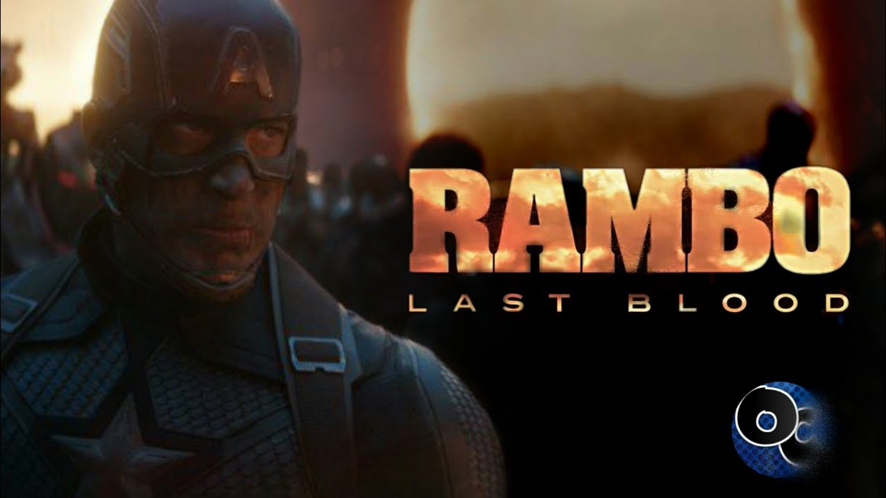 Avengers Endgame - Trailer (Rambo: Last Blood Style)