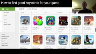 [Preview] How to find keywords for your game or app - new keyword tool - July 11th 2016