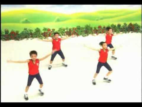 4-6年級健身操教材示範-01動感式.avi - YouTube