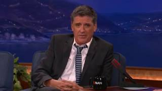 Craig Ferguson second visit on conan o