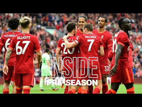 Preseason inside: Liverpool 1-1 Athletic Club |  Jota scores on return of fans to Anfield