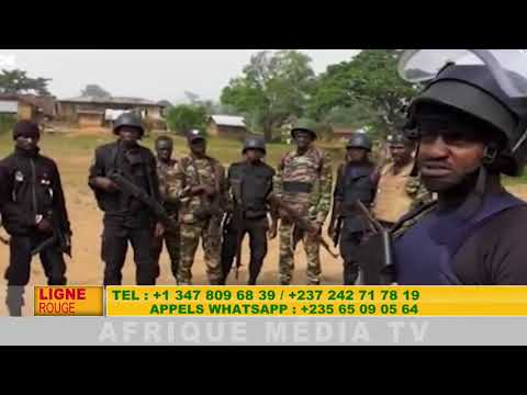 Dernières Nouvelles! Cameroun! Qui Finance Les Secessionnistes?