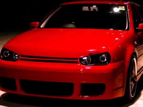 Golf GTi Mark 4 - Modified Cars - YouTube