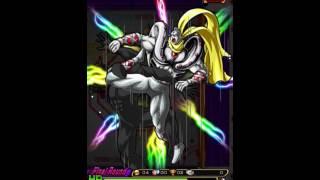 完璧・弐式(パーフェクト・セカンド)シルバーマン 必殺技「アロガント・スパーク」 > キン肉マン マッスルショット