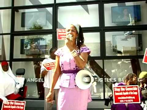 Talita Long Sing a Song for The Democratic Republic of Congo