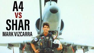A-4 vs Sea Harrier   Mark Vizcarra