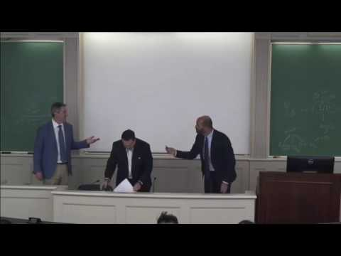 "New York University School of Law Lecture ""Treaty Arbitration"" by Pedro J. Martínez-Fraga"