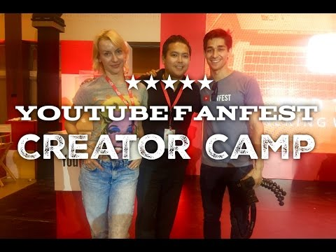 Awesome Day: YouTube FanFest Creator Camp Workshop Manila May 25 2016 Highlights by HP TV