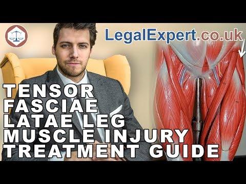 Tensor Fasciae Latae Leg Muscle Injury Treatment Guide ( 2019 ) UK
