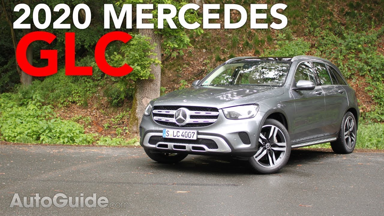 2020 Mercedes Benz Glc Review Youtube