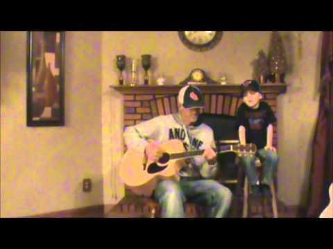 Braydon Singing Carolina by Parmalee