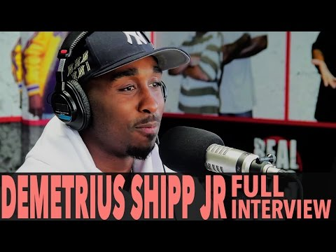 "Demetrius Shipp Jr on Playing Tupac in Movie ""All Eyez On Me"" And More! (Full Interview) 