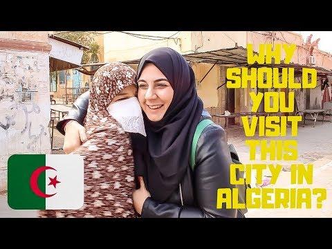 سائحة إيطالية تتفاجئ بجمال هذه المدينة الجزائرية وهذا ما قلته عن الجزائر.. Welcome to Algeria 🇩🇿