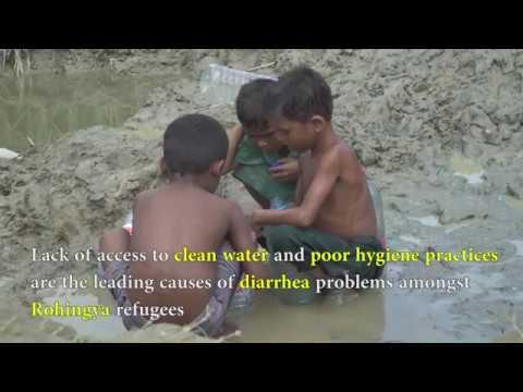 Increasing Water Supply at Rohingya Camps
