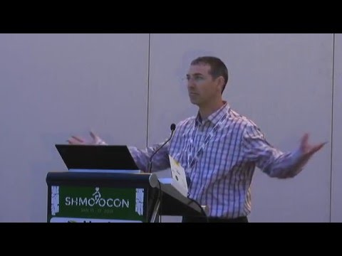 Using The Algebraic Eraser To Secure Low Power and Passive IoT Devices [ShmooCon 2016]
