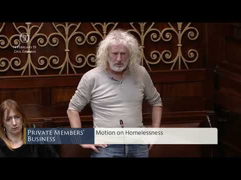 Deputy Mick Wallace - Private Members' Business - 14.02.2019